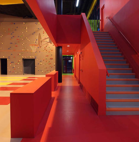Sports-Centre-in-Paris