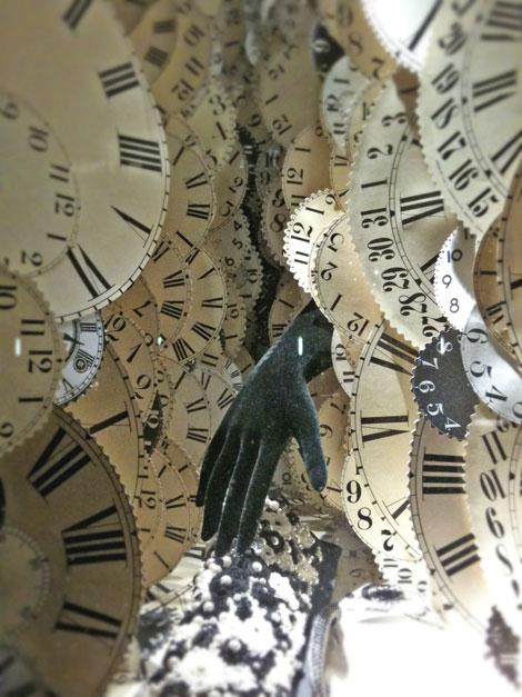 Paper-clocks