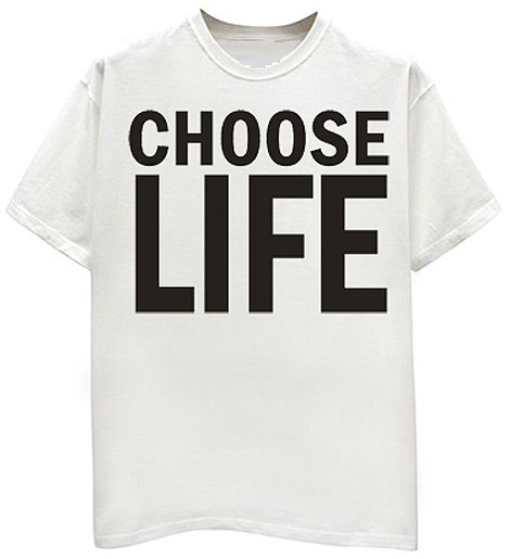 Choose_life_t-shirt